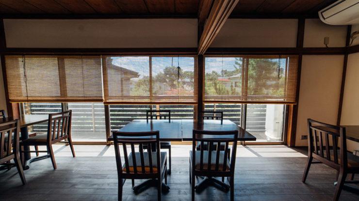 """""""茶房 空花""""の2階個室。ブライズルームなどにも使える多彩な個室が多いのも魅力のひとつ"""