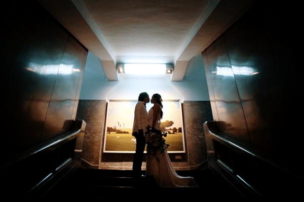 ロケフォト 古い階段