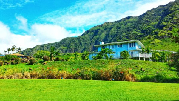 ハワイマカハバレーウェディングイメージ