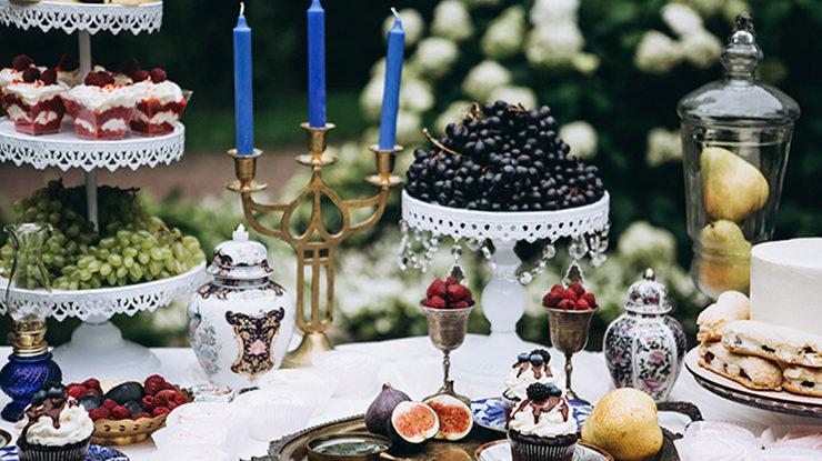 フレッシュケーキをパーティの最後に。ファーストバイトなどの演出も実現します(image)