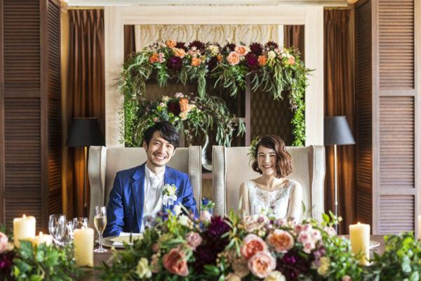 スイートルーム結婚式