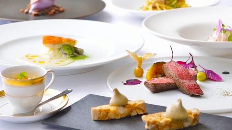 北海道の結婚式、その魅力の一つはなんといっても豊富な土地の恵みを味わう料理の数々